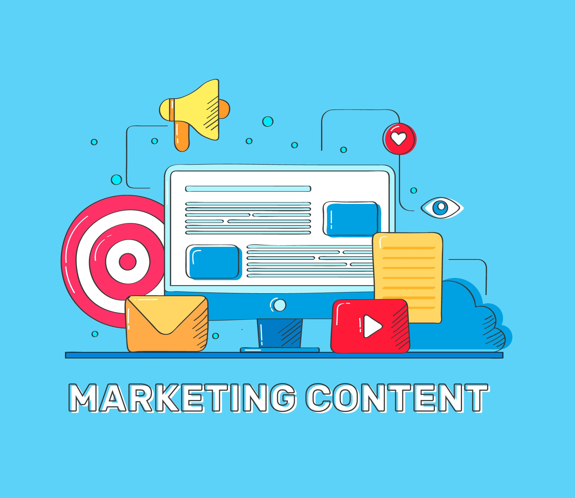 Enamorar a través del Content Marketing